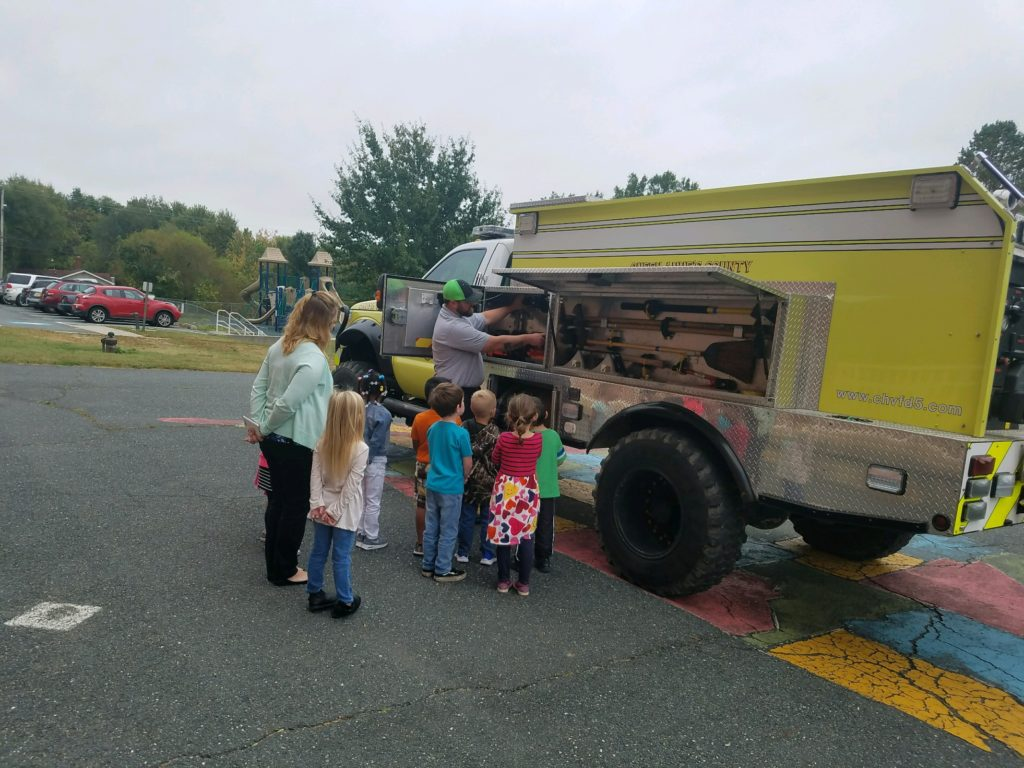 CHVFD Fire Prevention Activities