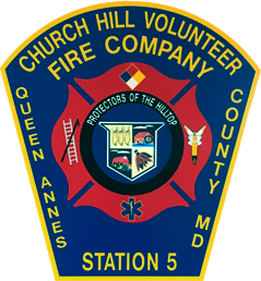 Church Hill Volunteer Fire Company, Queen Anne's County