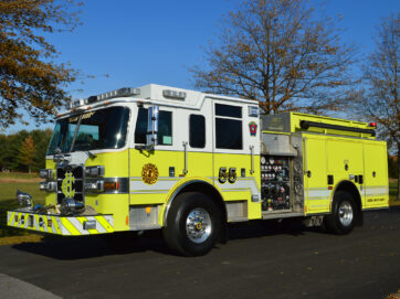 Engine 55 - 2008 Pierce Arrow XT