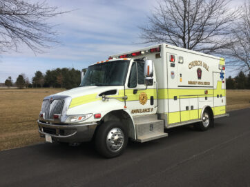 Ambulance 5 - 2003 International / Pierce Medtec
