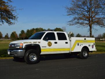 Special Unit 59 - 2005 GMC 3500