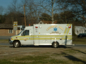 Ambulance 5 - 1994 Ford/Horton