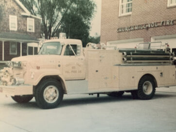 Engine 53 - 1975 International